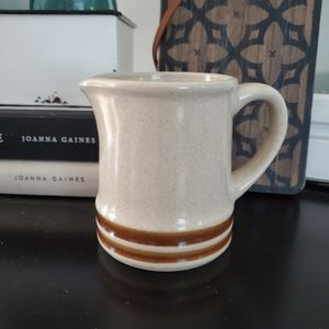 Vintage Stoneware Creamer Pitcher Japan